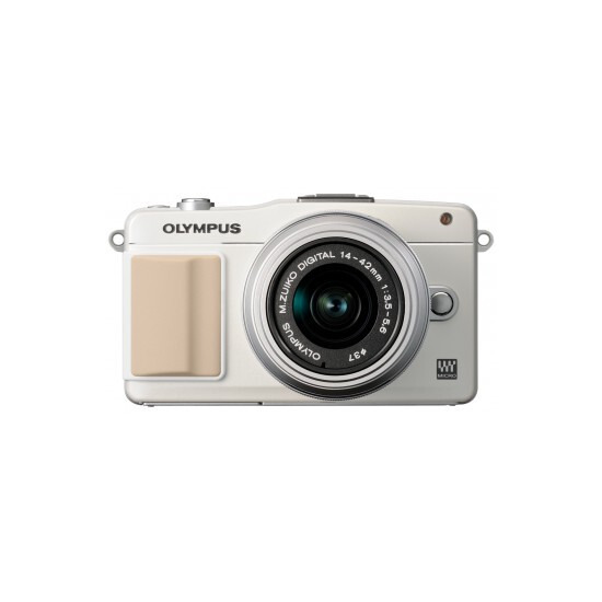 Olympus Pen E-PM2 with 14-42mm Lens