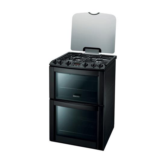 Electrolux EKG603202K Gas Cooker - Black
