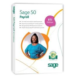 Sage 50 Payroll RTI Edition