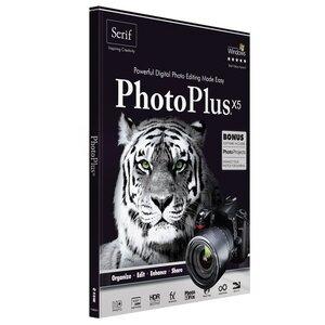 Photo of Serif PhotoPlus X5 Software