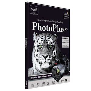 Photo of Serif PhotoPlus X5 Software