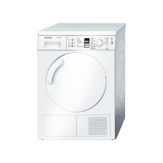 Bosch Classixx WTV74309GB Vented Tumble Dryer