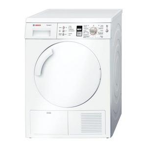 Photo of Bosch Classixx WTE84305GB Condenser Tumble Dryer - White Tumble Dryer