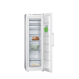 SIEMENS GS36NVW30G Tall Freezer - White Reviews