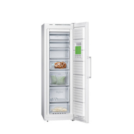 SIEMENS GS36NVW30G Tall Freezer - White Reviews