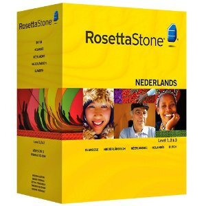 Photo of Rosetta Stone Version 4 TOTALe Dutch Level 1, 2 , 3 Software