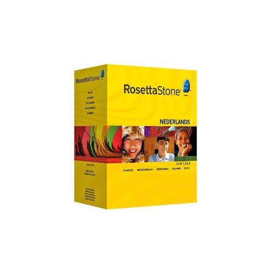 Rosetta Stone Version 4 TOTALe Dutch Level 1, 2 , 3