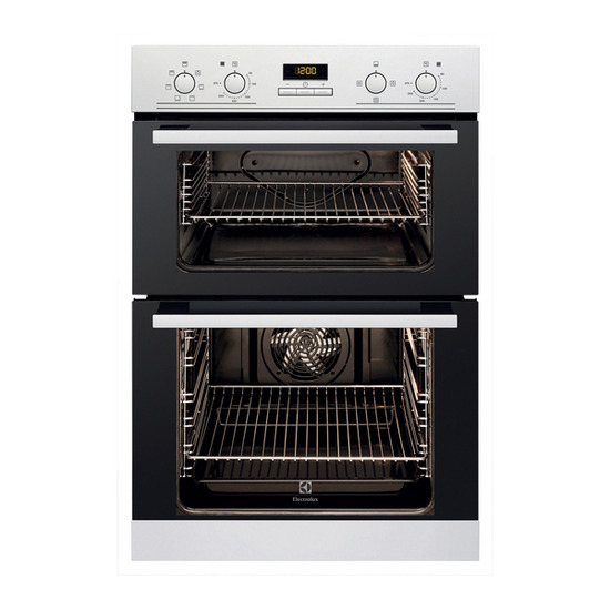 Electrolux EOD3410AOW Electric Double Oven - White