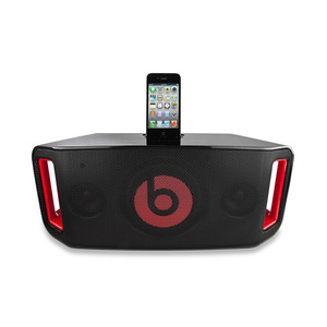 Photo of Beats By Dr Dre BeatBox Portable Wireless iPod & iPhone Speaker Dock - Black iPod Dock