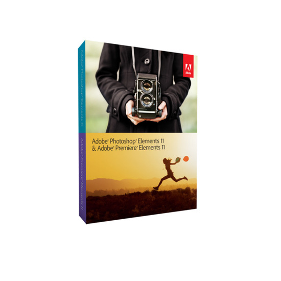 Adobe Photoshop Elements and Premier Elements 11