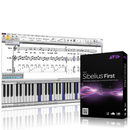 Avid Sibelius First  Version 7