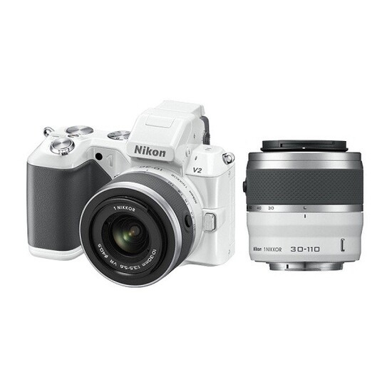 Nikon 1 V2 with 10-30mm and 30-110mm VR Lens