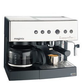 Magimix Auto L'expresso With Brita Filter in Satin 11226 Reviews