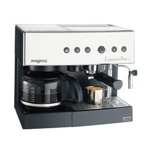 Photo of Magimix Auto L'Expresso With Brita Filter In Satin 11226 Coffee Maker