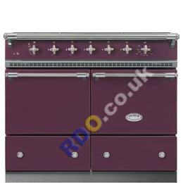 Smeg Opera A3-81 120 cm Dual Fuel Range Cooker - Silver
