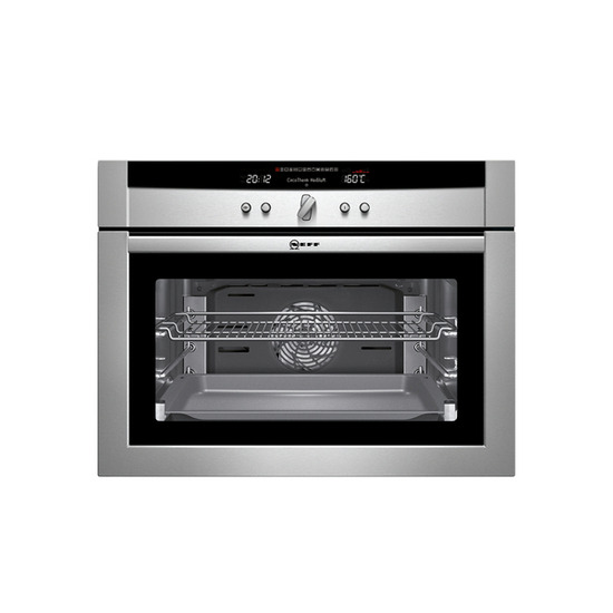 Bosch Series 5 C17E54N3GB Compact Electric Oven - Stainless Steel