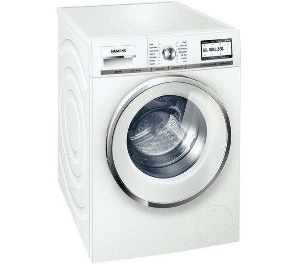 siemens washing machine manual iq500