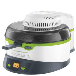 White Halo Low-Oil Health Fryer Reviews