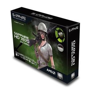 Photo of Sapphire HD7870 2GB Graphics Card