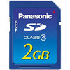 Photo of Panasonic RP SDM02GE1A Memory Card