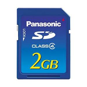 Photo of Panasonic RP SDM02GE1A Memory Card