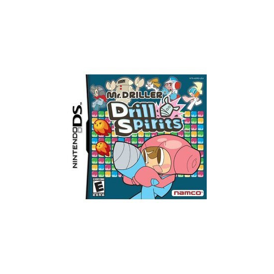 Drill Spirits Nintendo DS
