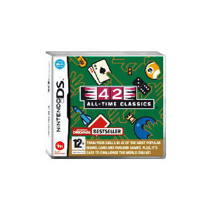 Photo of 42 All-Time Classics (DS) Video Game