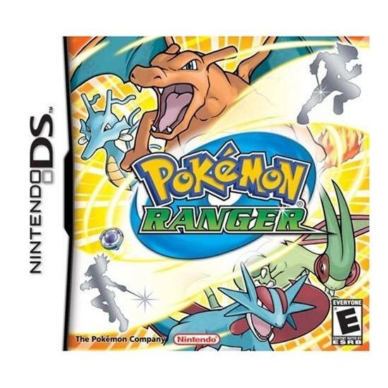Pokemon Ranger, Nintendo DS