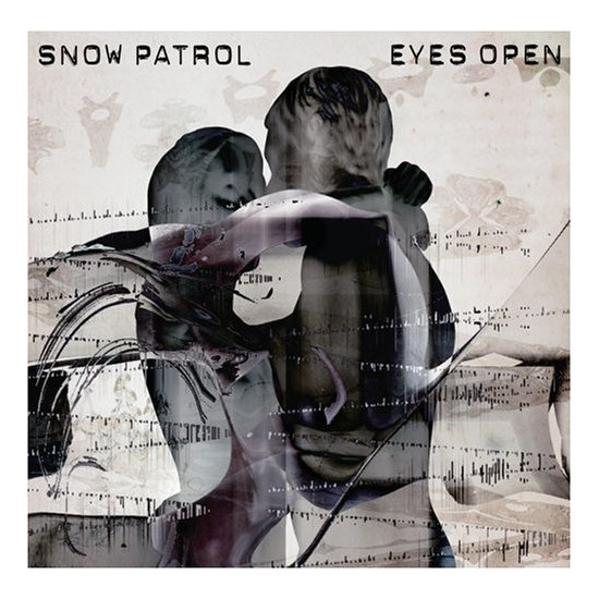 Snow Patrol, Eyes Open CD