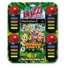 Buzz Junior Jungle Party Bundle (PS2) Reviews