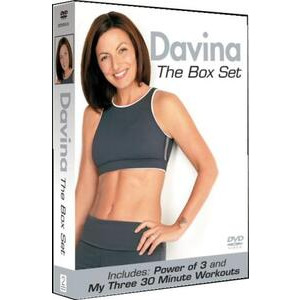 Photo of Davina - The Boxset (2006) DVD DVDs HD DVDs and Blu Ray Disc