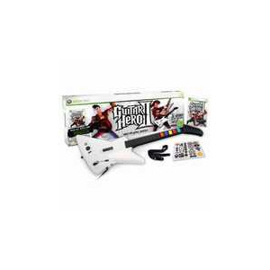 Photo of Guitar Hero 2 With X-Plorer Guitar Controller (XBOX 360) Video Game