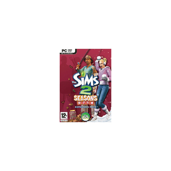 The Sims 2: Seasons (Expansion Pack) (PC)