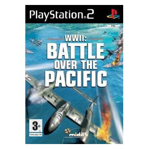 Photo of WWII - Battle Over The Pacific Playstation 2 Video Game