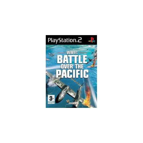 WWII - Battle Over The Pacific Playstation 2
