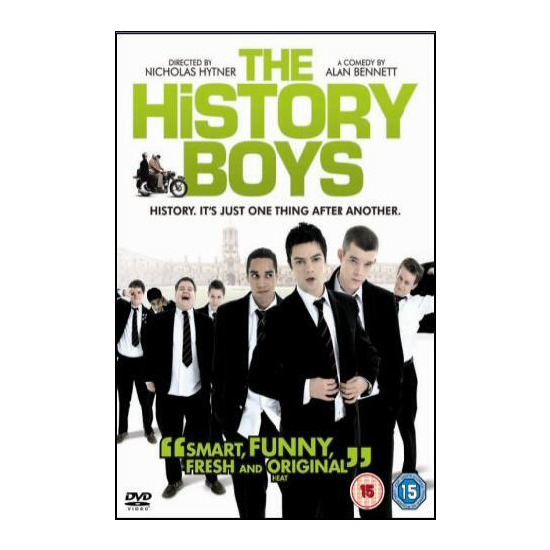 The History Boys DVD (2006)