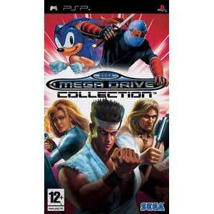 Photo of Sega Mega Drive Collection (PSP) Video Game