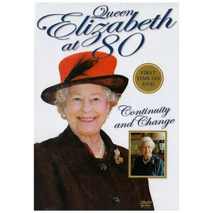 Photo of Infinity INF044 - Queen Elizabeth At 80 DVDs HD DVDs and Blu Ray Disc