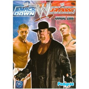 Photo of WWE Annual: 2007 Book