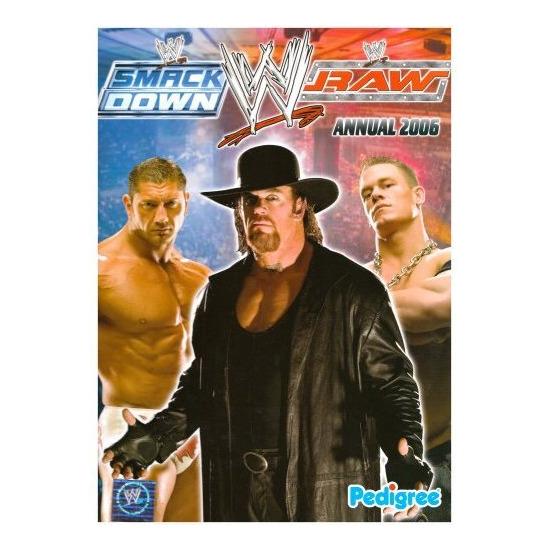 WWE Annual: 2007