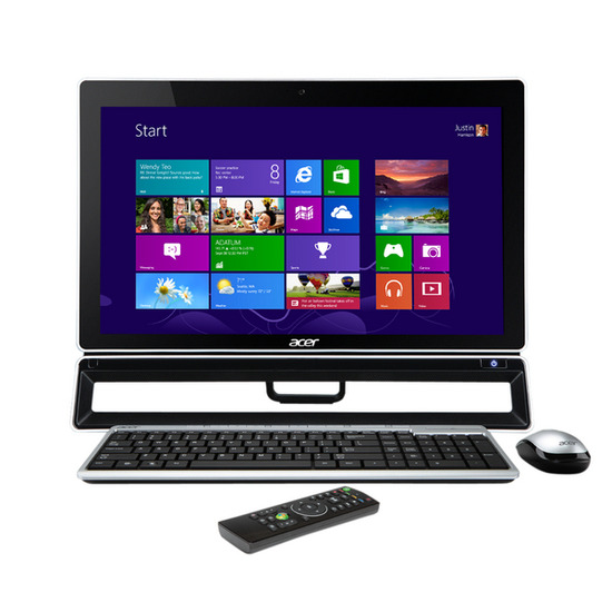 Acer Aspire A5600 DQ.SMLEK.001 Touchscreen All-in-One PC