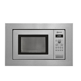 Neff H53W60N3GB Built-in Solo Microwave - Stainless Steel Reviews