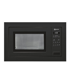NEFF H56W20S3GB Built-in Solo Microwave - Black Reviews