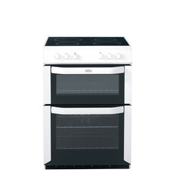 Belling FSE60DO Electric Cooker - White Reviews