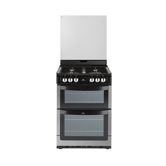 New World 601GDOL Gas Cooker - Stainless Steel