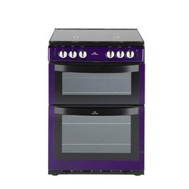New World 601GDOL Gas Cooker - Purple Reviews