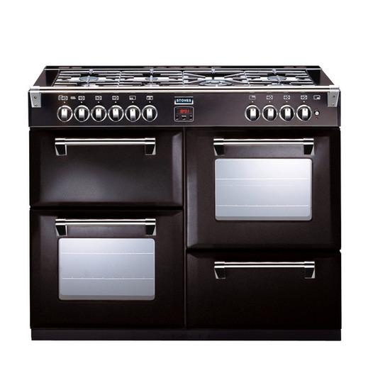 Stoves Richmond 1000GT Gas Range Cooker - Black