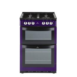 New World 551GTC Gas Cooker - Metallic Purple Reviews