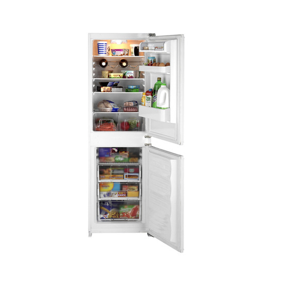 New World IFF5050 Integrated Fridge Freezer