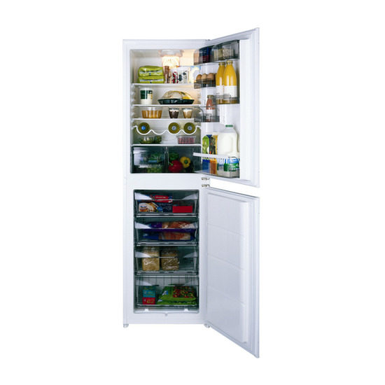 STOVES STS5050FF Integrated Fridge Freezer